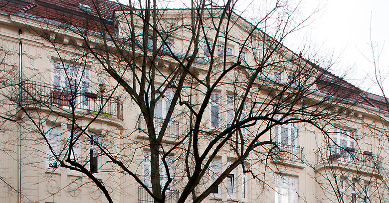 Fassaden- u. Dachsanierung